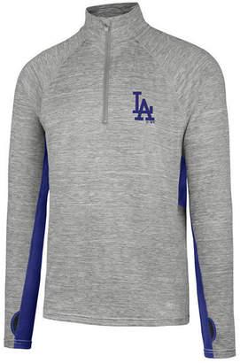 '47 Men's Los Angeles Dodgers Evolve Quarter-Zip Pullover