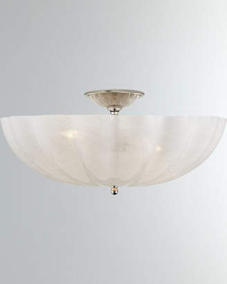AERIN Rosehill Large Semi-Flush Mount Light