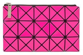 Bao Bao Issey Miyake Prism Top Zip Pouch - Womens - Pink