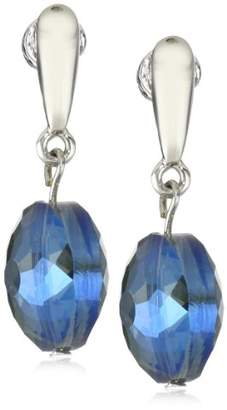 """Kenneth Cole New York Urban Stone"""" Faceted Bead Drop Earrings"""