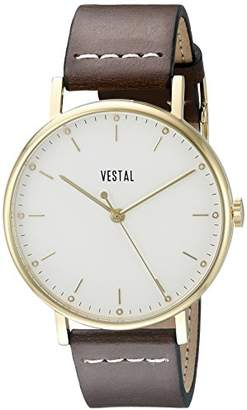 Vestal Unisex SPH3L03 The Sophisticate Stainless Steel Watch with Band