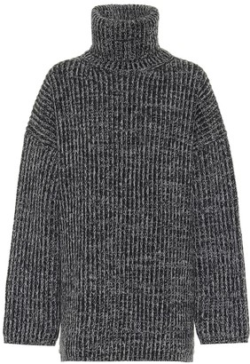 Acne Studios Ribbed-knit wool turtleneck sweater