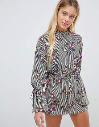Gilli Floral Playsuit