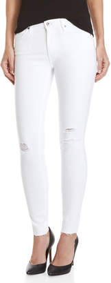 Adriano Goldschmied Ag By Middi Ankle Legging Jeans