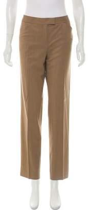 Lafayette 148 Mid-Rise Wool Pants