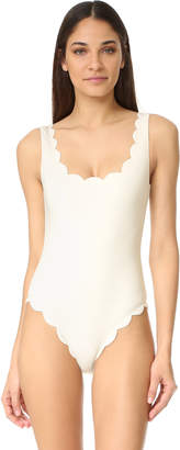 Marysia Swim Palm Springs Maillot $345 thestylecure.com
