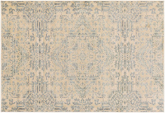 One Kings Lane Wasat Rug - Brown/Blue