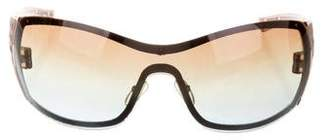Christian Dior Quadrille Tinted Sunglasses