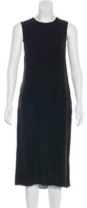 BLK DNM Sleeveless Midi Dress