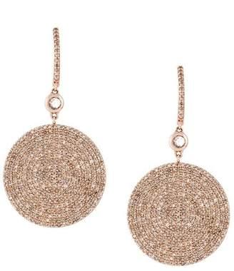 Astley Clarke large 'Icon' diamond drop earrings