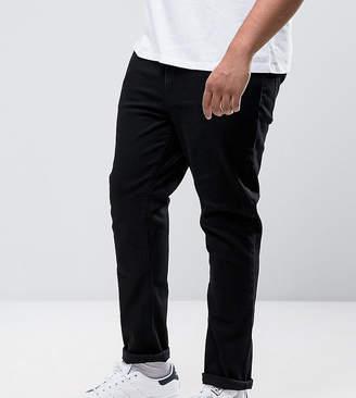 08f70371c7d Asos Design DESIGN Plus super skinny jeans in black