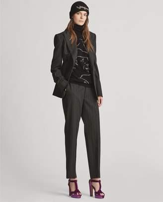 Ralph Lauren Grayden Straight Wool Pant