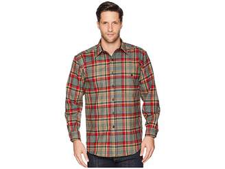 Pendleton L/S Trail Shirt w/ Elbow Patch Men's Long Sleeve Button Up