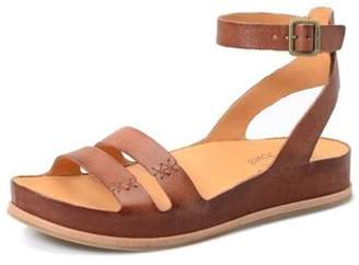 Kork-Ease Ease Brown Flat Sandal