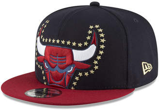 New Era Chicago Bulls Xl Americana 9FIFTY Snapback Cap