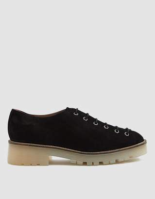 Intentionally Blank Market Nubuck Shoe