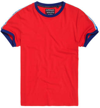 Superdry Stadium Ringer T-Shirt
