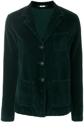 Massimo Alba patch pocket blazer