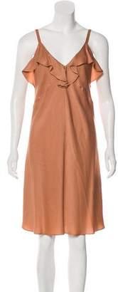 A.L.C. Knee-Length Slip Dress