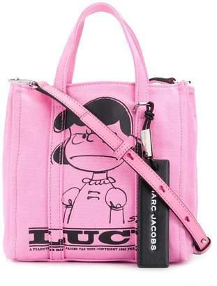 Marc Jacobs Peanuts® X The Tag tote with Lucy