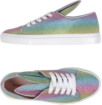 MINNA PARIKKA Sneakers $350 thestylecure.com