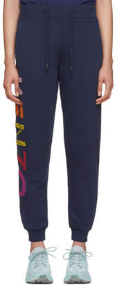 Kenzo Navy Limited Edition Sport Jog Lounge Pants