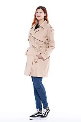 The Plus Project Ladies Open Blend Trench