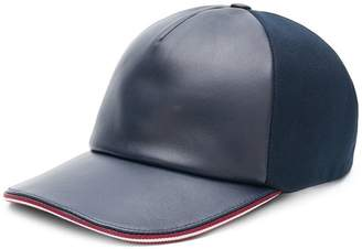 Bally contrast panel cap