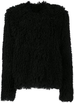 Beaufille Hestia faux fur jacket