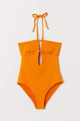 H&M Halterneck Swimsuit