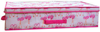 Laura Ashley Under The Bed Storage Box in Pretty Flamingo