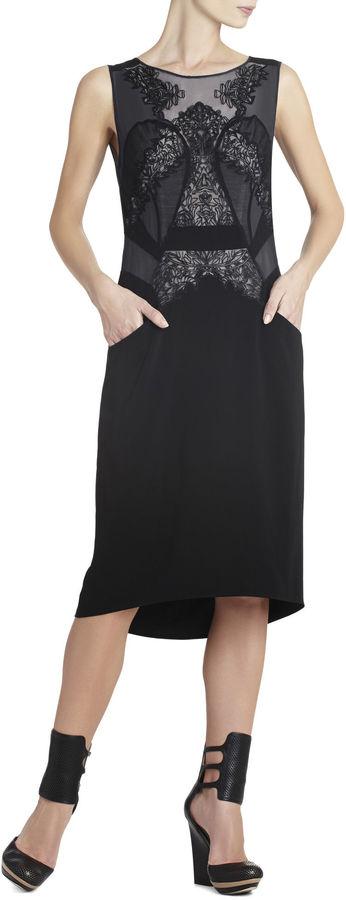 BCBGMAXAZRIA Runway Scarlett Dress