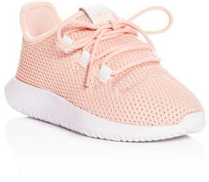 adidas Girls' Tubular Shadow Knit Lace Up-Sneakers - Toddler, Little Kid
