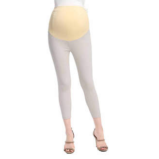 GLOW AND GROW Glow & Grow Maternity Crop Jeggings - Maternity