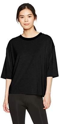 MXP (エム エックス ピー) - (エム・エックス・ピー)MXP トレーニングウェア ビック半袖Tシャツ MW17153 [レディース] MW17153 K ブラック L