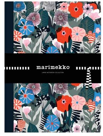 x Marimekko Set of 2 Notebooks
