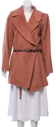 Marc Jacobs Angora Short Coat