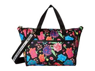 Betsey Johnson What's For Lunch Midi Lunch Tote