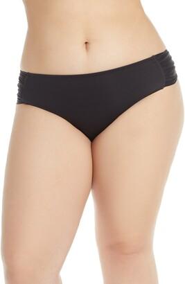 e22781b3817 Becca Etc Color Code Tab Side Bikini Bottoms