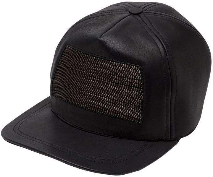 Majesty Black trucker hat