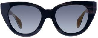 Oscar de la Renta x MORGENTHAL FREDERICS HOLLY SUNGLASSES