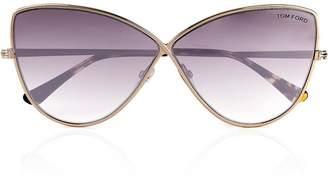 Tom Ford Elise-02 Cat Eye Sunglasses