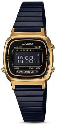 Casio Digital Watch, 25mm x 25mm