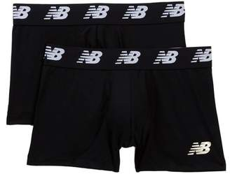 "New Balance Performance Everyday 3"" Trunks - Pack of 2"