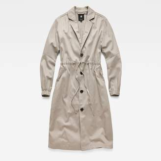 G Star Deline Long Loose Trench