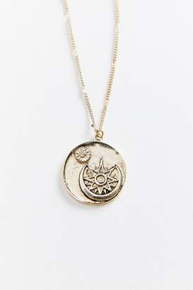 Urban Outfitters Relic Coin Pendant Necklace