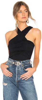 Krisa Wrap Bodysuit
