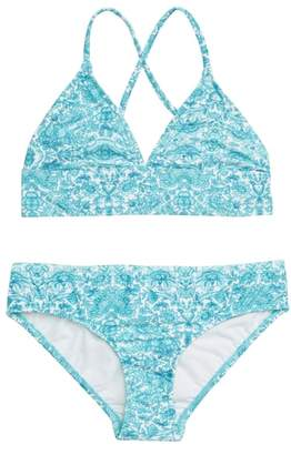 Seafolly Ocean Tapestry Two-Piece Swimsuit