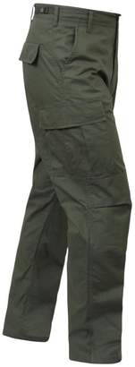 Rothco Rip-Stop BDU Cargo Pants, Olive Drab, S
