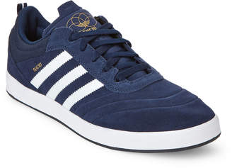 adidas Collegiate Navy & White Suciu Advantage Sneakers